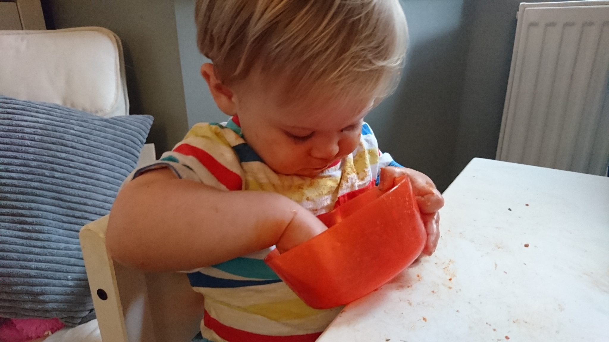 how to help a toddler with a cold